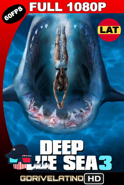 Deep Blue Sea 3 (2020) BDRip FULL 1080p (60 FPS) Latino-Ingles MKV