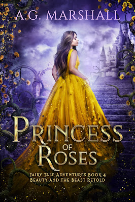 Princess of Roses by AG Marshall