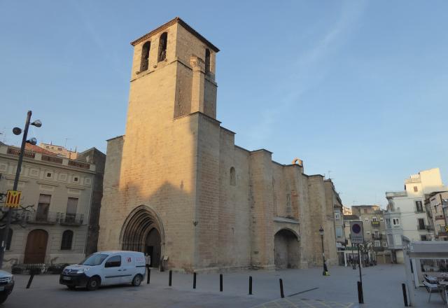 Església de l'Espluga de Francolí