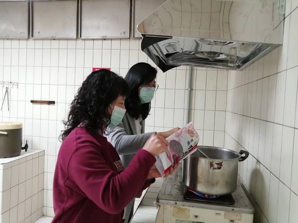 彰化縣榮服處寒冬送暖 關心長輩用電安全
