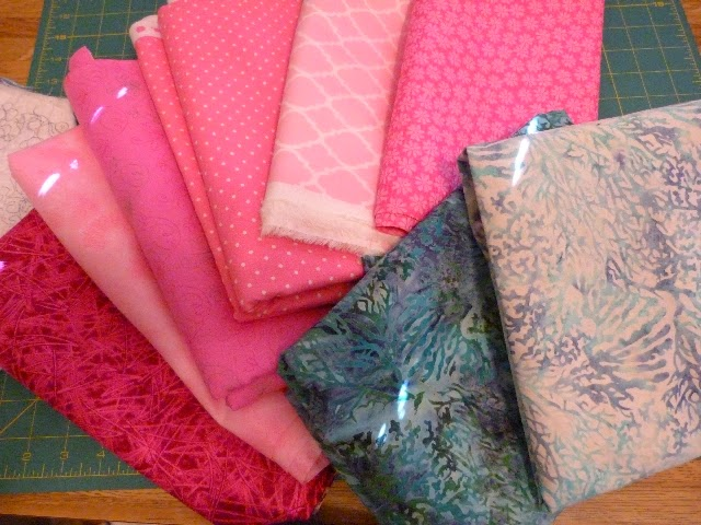 CHQuilts: new fabric means new project