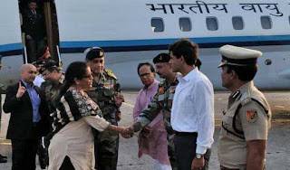 defense-minister-arrives-at-andaman-on-a-two-day-tour