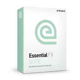 Download MAGIX - EssentialFX Suite v2.058 Full version