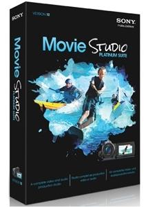 Sony Movie Studio Platinum Suite