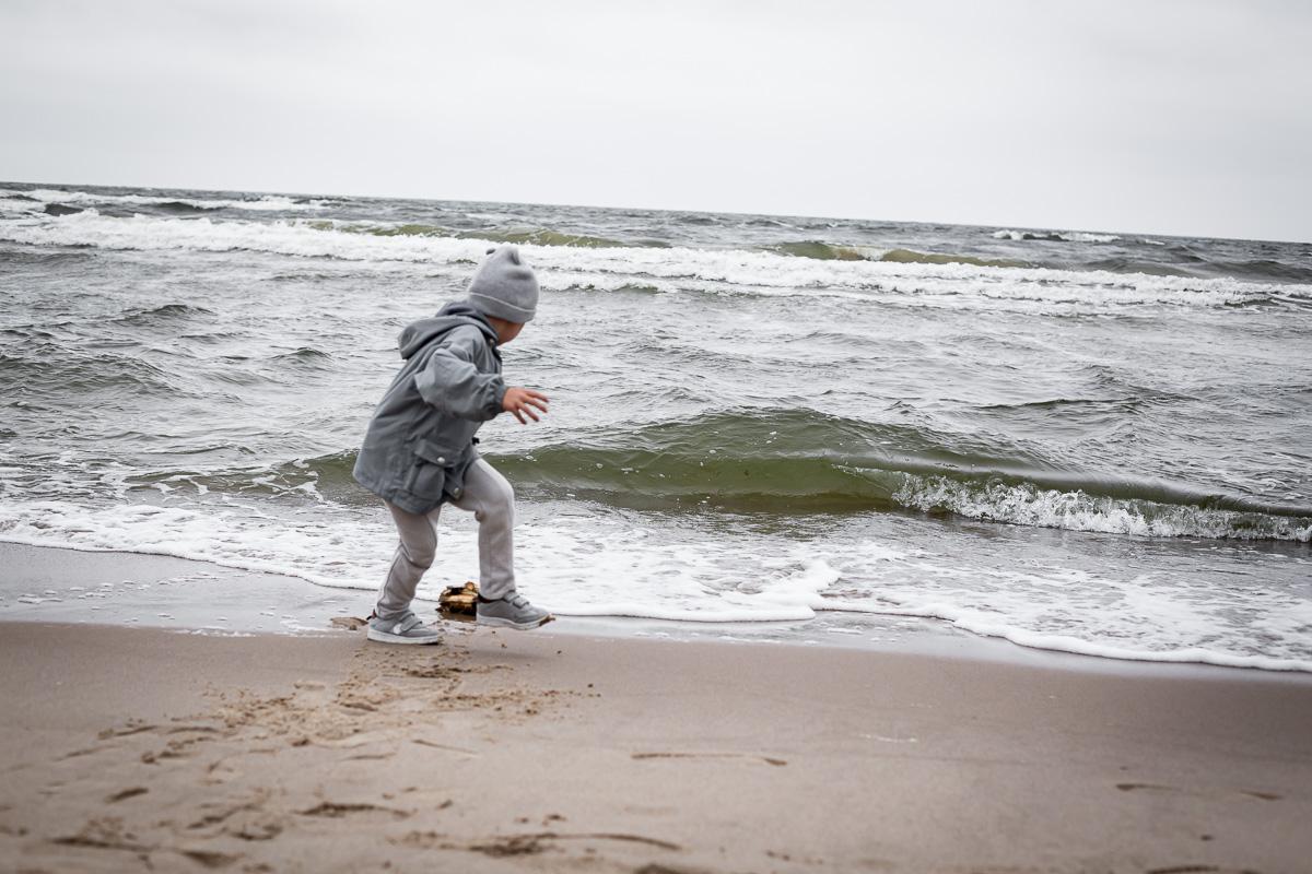 Piasek i morze