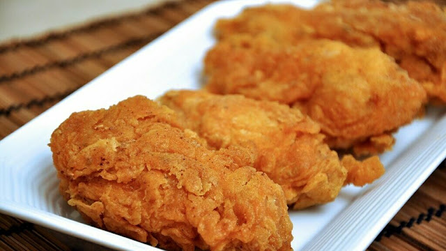 Receta de Pollo estilo KFC