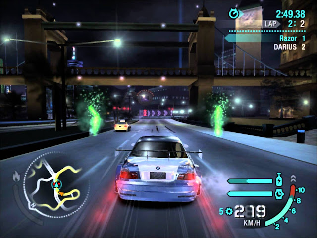 Need For Speed Carbon Download PC Game For Free