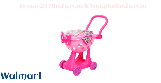 Minnie's Happy Helpers Bowtique Shopping Cart