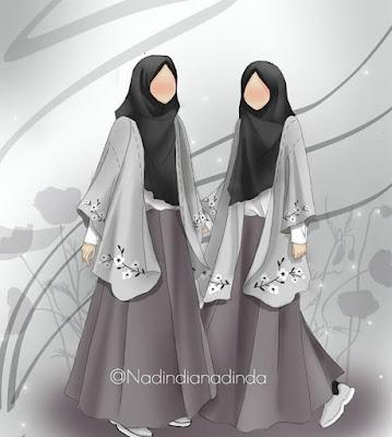 anak kembar, anak kembar perempuan, anak kembar identik, anak kembar medan