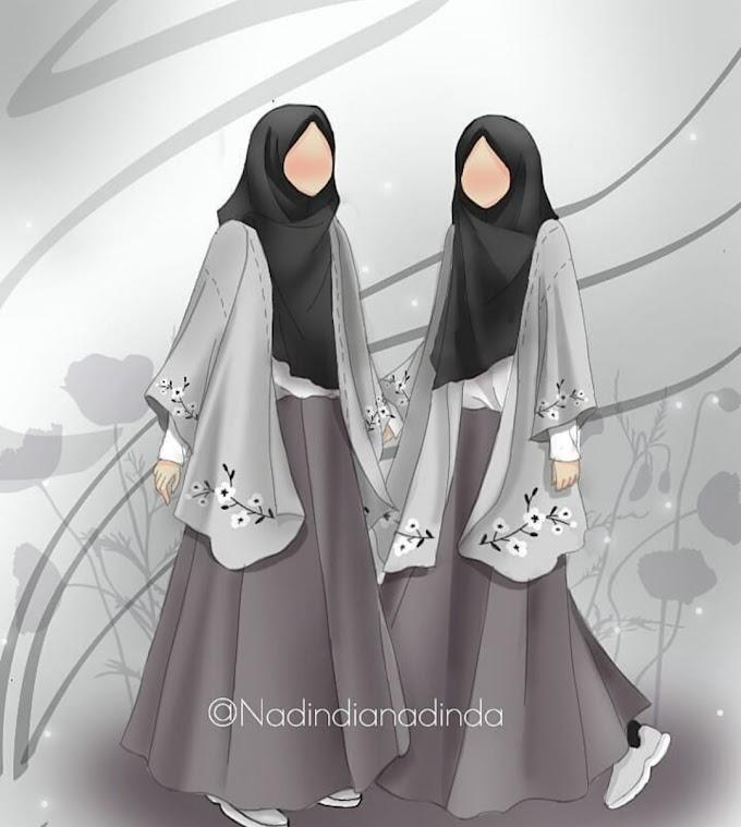 Suka (tanpa duka) Jadi Anak Kembar