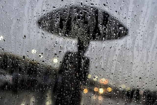Showers expected in parts of five provinces
