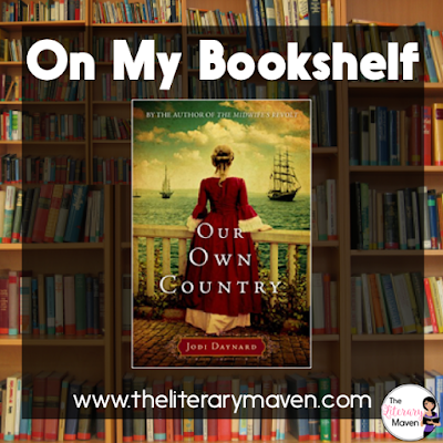In Our Own Country by Jodi Daynard, Eliza is happy with the life she leads as a wealthy merchant's daughter in Boston. But that life is turned upside down as the Revolutionary War begins and she experiences the injustices of slavery. The result is a dramatic transformation for Eliza. Read on for more of my review and ideas for classroom use.