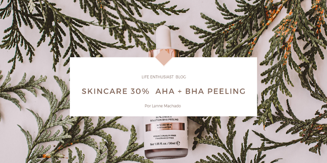 Revolution Skincare 30% AHA + BHA Peeling Solution -  Review