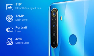 Realme 5 Specifications