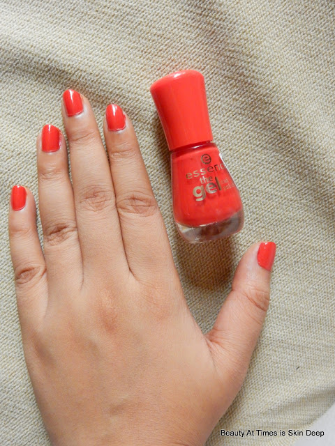 Essence Gel Nail Polish 17 Juicy Love