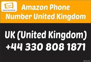 Amazon Phone Number UK (United Kingdom)