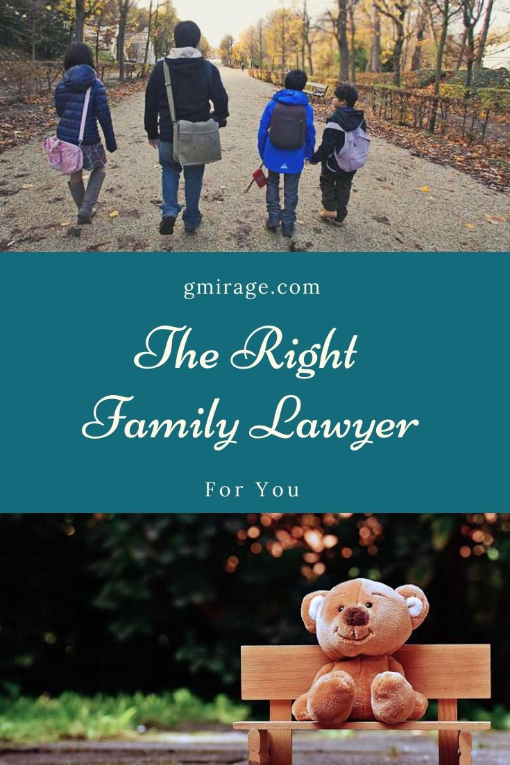 How can you pick the right family lawyer from hundreds of those on a list? Here are a few tips for to consider.