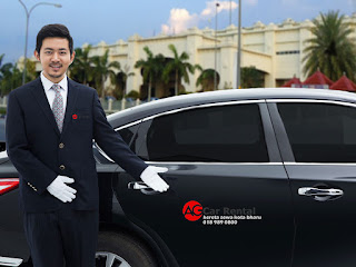 chauffeur car sewa kereta dengan pemandu