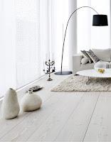Unique decorative floor vase design