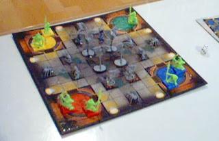 Juegos de especialista de Games Workshop (5): Juegos sin continuidad