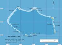 Bikini Atoll Map