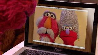 Elmo's grandparents, Sesame Street Episode 4417 Grandparents Celebration season 44