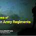 Mottoes of Indian Army Regiments