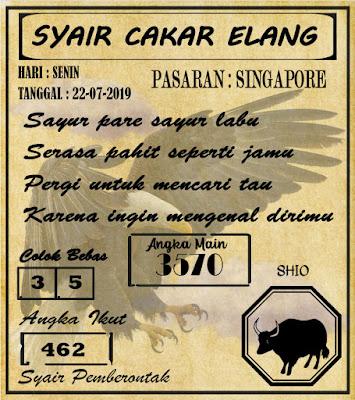 SYAIR  SINGAPORE  22-07-2019