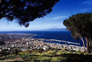 Reggio di Calabria, on the Italian coast facing Sicily, is the home town of Gianni Versace