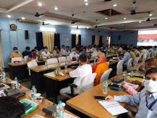 minister-meeting-for-disaster-madhubani