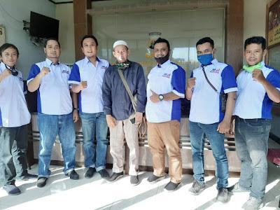 Kadus Karang Bedil Utara Desa Kediri Resmi Dilaporkan ke Polisi