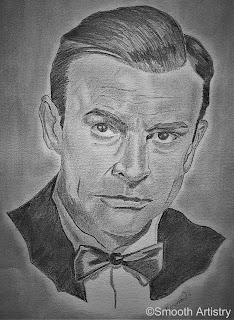 The Legendary 007 Sean Connery Smooth Artistry