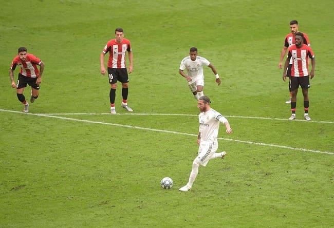 اهداف مباراة ريال مدريد وأتلتيك بلباو 10 فى الدورى الاسبانى