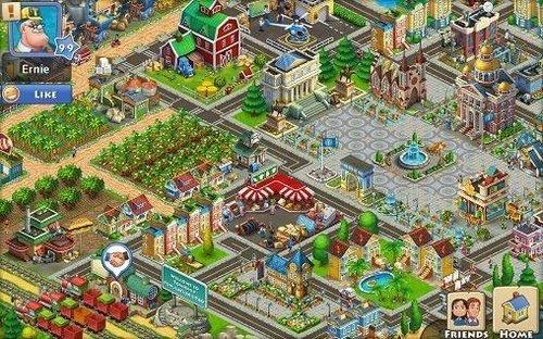Game Township