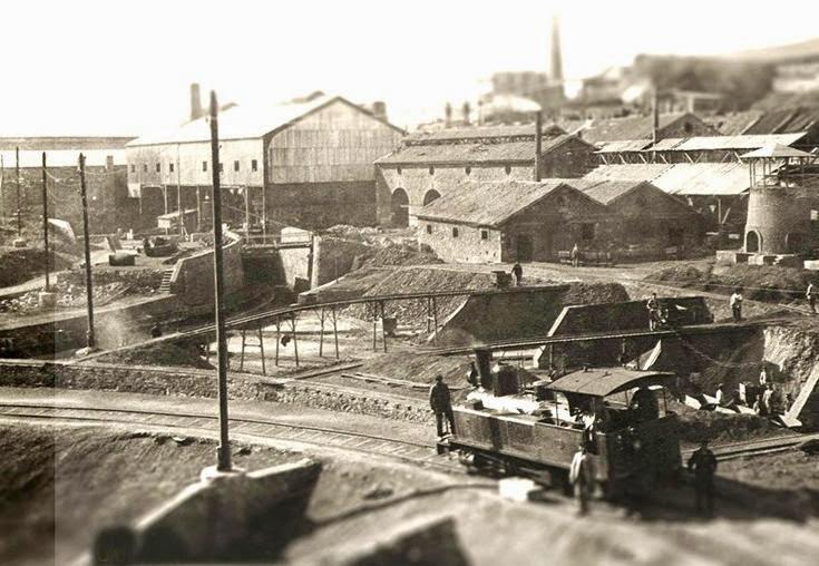 ORYKTOS-TZEFERIS: Τα μεταλλεία Λαυρίου και η μεγάλη απεργία του 1896