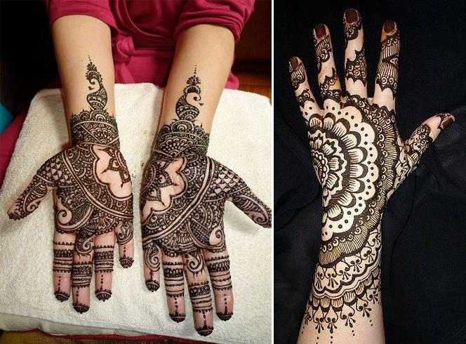 Bridal Mehendi Designs For Your Wedding