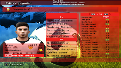 PES 6 ProEvo Colombia v5 Winter Transfers Season 2017/2018