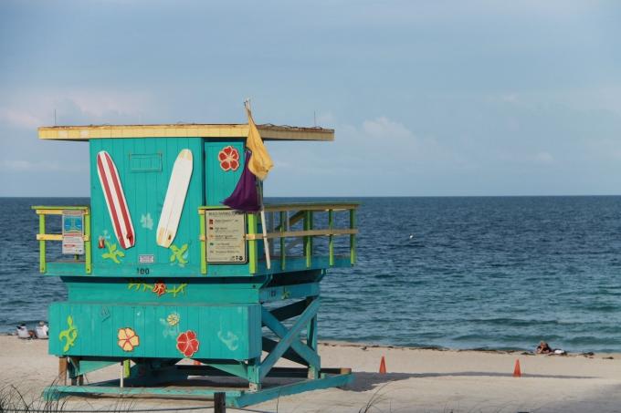 Kokemuksia Miami Beachiltä, missä kannattaa majoittua lasten kanssa?
