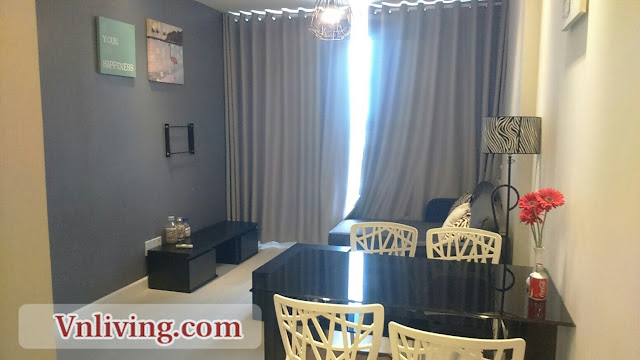 Galaxy 9 Apartment for rent 1 bedrooms fully furnished in District 4