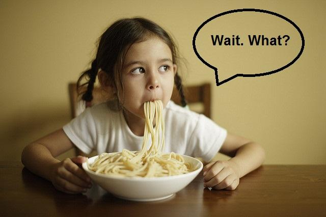 spaghetti what