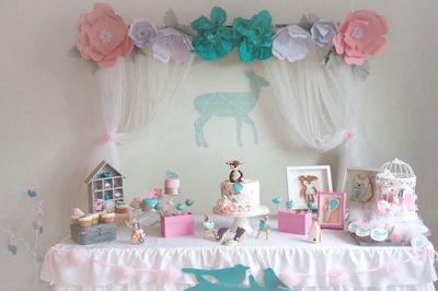 Baby Shower Sweet Table Ideas