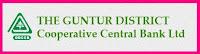 The Guntur District Co-Operative Central Bank Ltd., Co-Operative Bank, Bank, Staff Assistant, Clerk, Assistant Manager, Manager, Graduation, Andhra Pradesh, freejobalert, Sarkari Naukri, Latest Jobs, dccb logo
