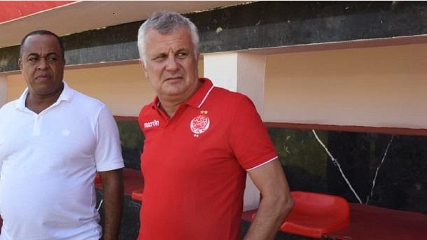 مانولوفيتش مدرب الوداد: لا أفكر في الرحيل