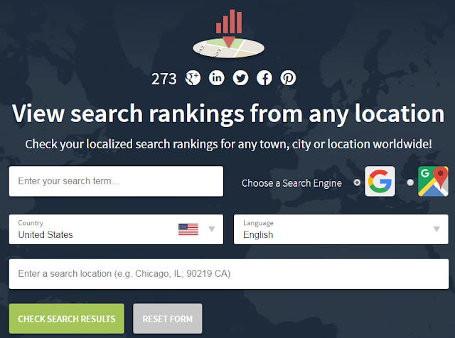 BrightLocal Search Results Checker