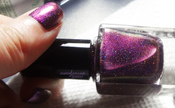 xoxoJen's swatch of Ever After Kiss Me