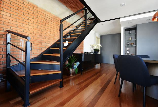 escada-madeira-metal