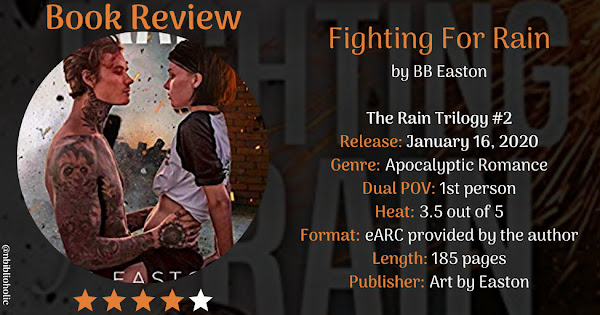 Fighting For Rain by BB Easton