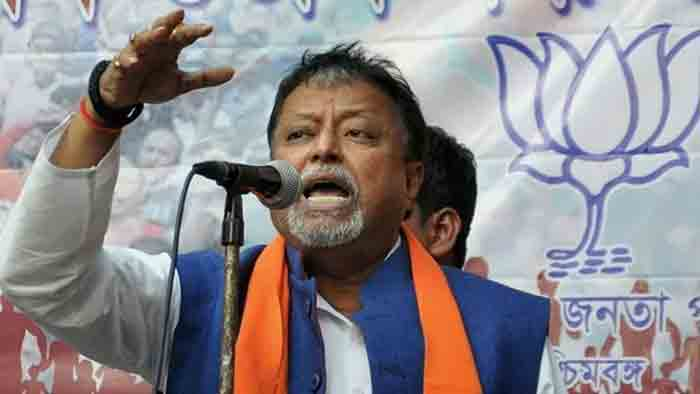 BJP national vice-president Mukul Roy set to make his return to Trinamool Congress, Kolkota, News, Politics, Mamata Banerjee, BJP, Trending, National