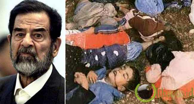 Saddam Hussein (Iraq)