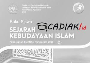 Buku Sejarah Kebudayaan Islam (SKI) Kelas 11 MA Kurikulum 2013 PDF
